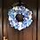 Thumbnail: Moonlit Meadow Large Hydrangea Door Wreath