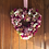 'Hopeful' Midi Heart Wreath made of white roses for mothers day, easter as a present or home gift