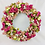 luxury gift from wales walk me home front door wreath as a wedding gift or house warming present - making an  entrance uk