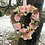Thumbnail: 'Kiss from A Rose' Heart Wreath