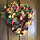 autumn romance front door wreath from making an entrance