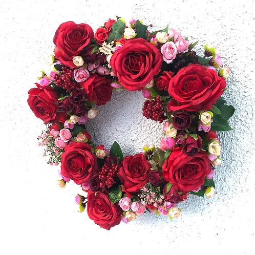 'Love Story' Large Wreath