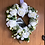 'Endless Love' Large Heart Wreath hand made with love in our studio based in wales