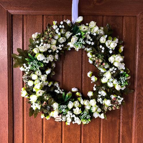 'One Love' Wreath