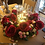 'Love Story' Centrepiece table decor from making an entrance, hand made in wales