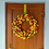 Spring tulip wreath and centre piece, front door gift for house warming