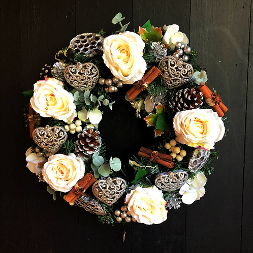 'Winter Wonderland' Wreath
