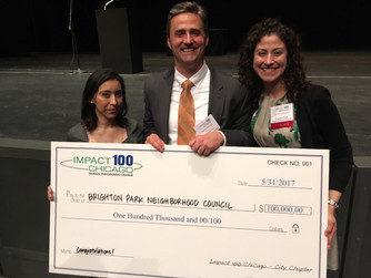 Impact 100 Chicago Speech