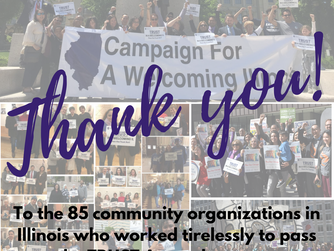 The First Step to a Welcoming IL