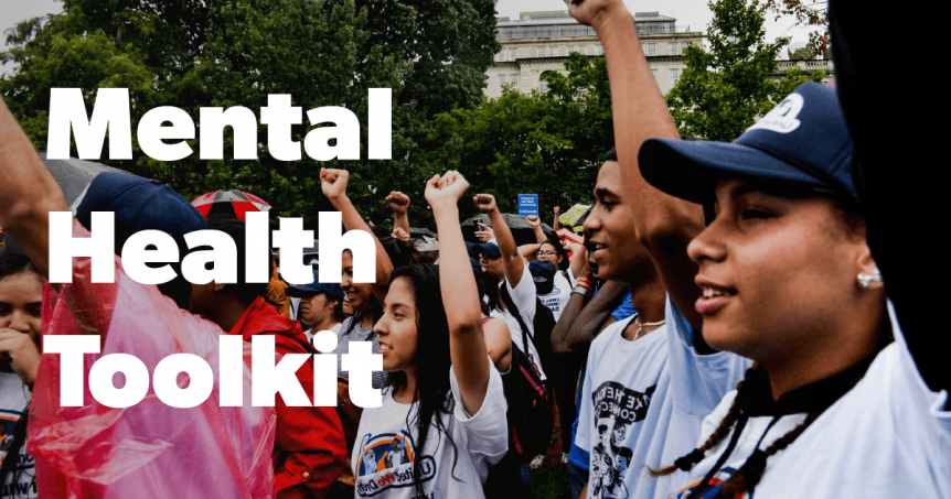 United We Dream Mental Health Toolkit