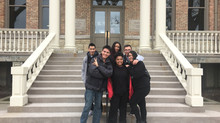 Kelly's Escalera Students Visit North Park University and Northeastern Illinois University