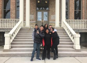 Kelly's Escalera Students Visit North Park University and Northeastern Illinois University