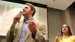 Patrick Brosnan Executive Director