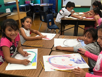 Summer Camp at Shields Elementary