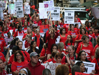 CPS strike averted—can we have our social workers and librarians back?