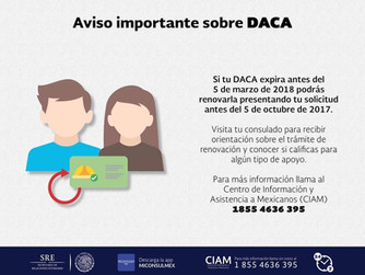 How to pay for DACA renewal?
