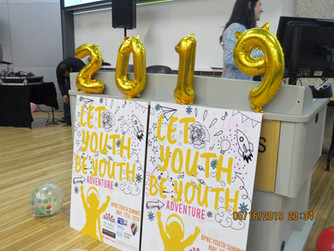 Let Youth Be Youth 2019 Summit