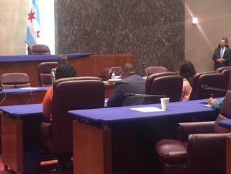 Nancy's City Council Testimony #defendDACA