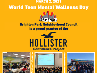 BPNC Announced as Hollister Co Grantee