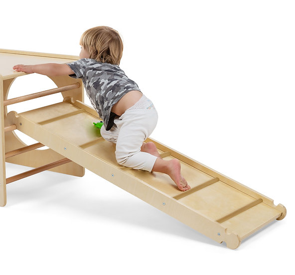 Reversible Climbing Ramp with Rungs - Ramp Only