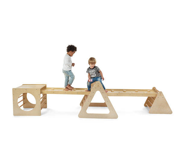 Five Pieces Combo Toddler Gym