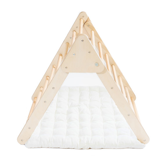 Natural Pillow for Climbing Triangle