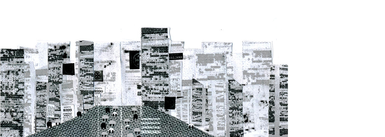 Tokyo Collage Series