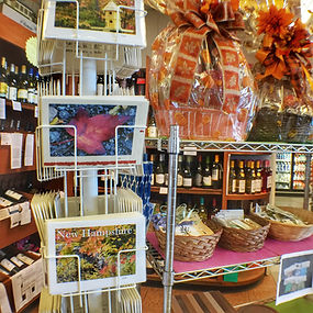 Klemm's gift cards and  specialty foods