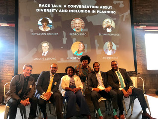 Race Talk: a call for a diversified planning and community development field