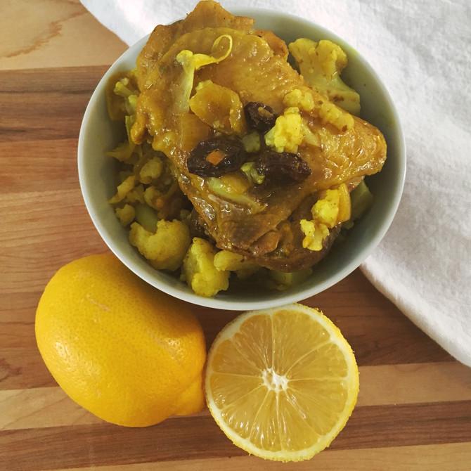 Paleo Moroccan Chicken