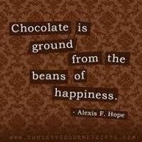 chocolate, happiness, Pinterest