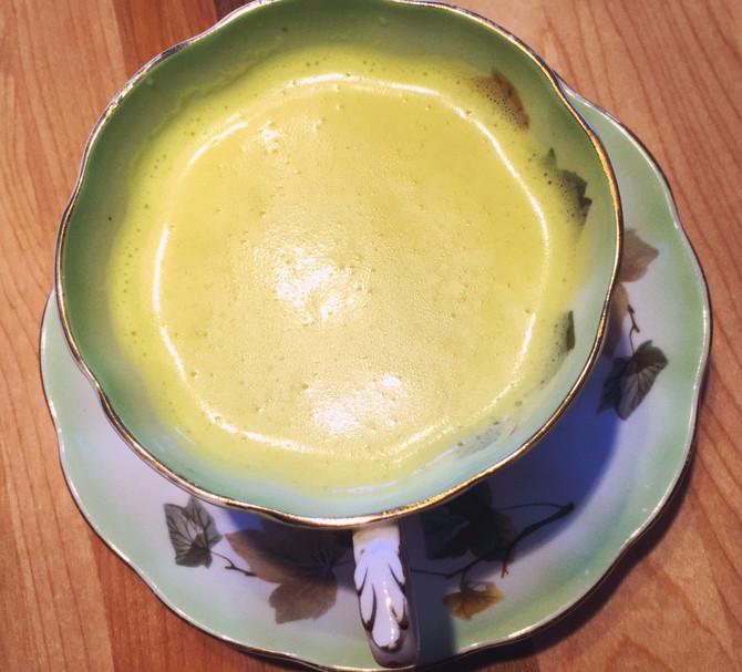 Turmeric Spice Latte