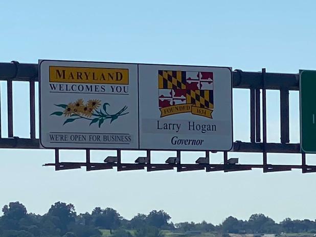Maryland Welcomes Erik Back!