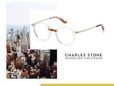 New Charles Stone Eyewear
