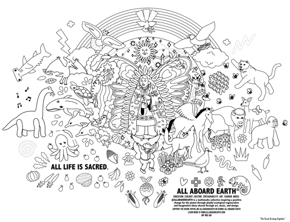Artboard The_Great_Coming_Together_Coloring_Page_Culture_Cares_All_Aboard_Earth.png