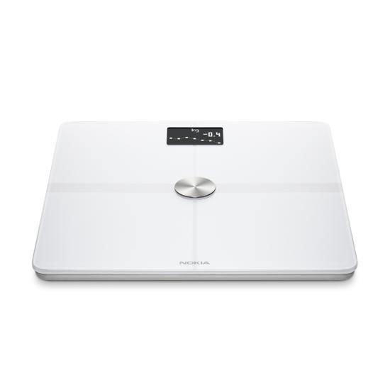 Nokia Body Body Composition Wi-Fi Scale White