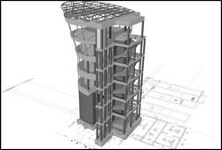 PLIANESBURG TOWER V1 GREY