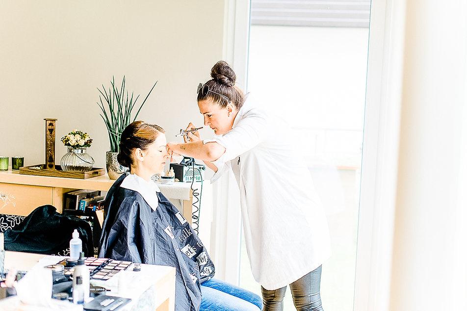 Lee Julie Rusch Make-Up-Artist