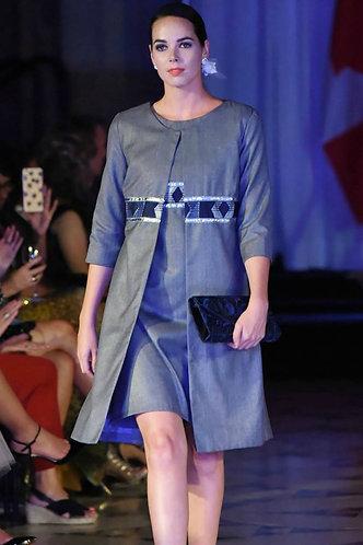 Ensemble veste & robe Leader Chic