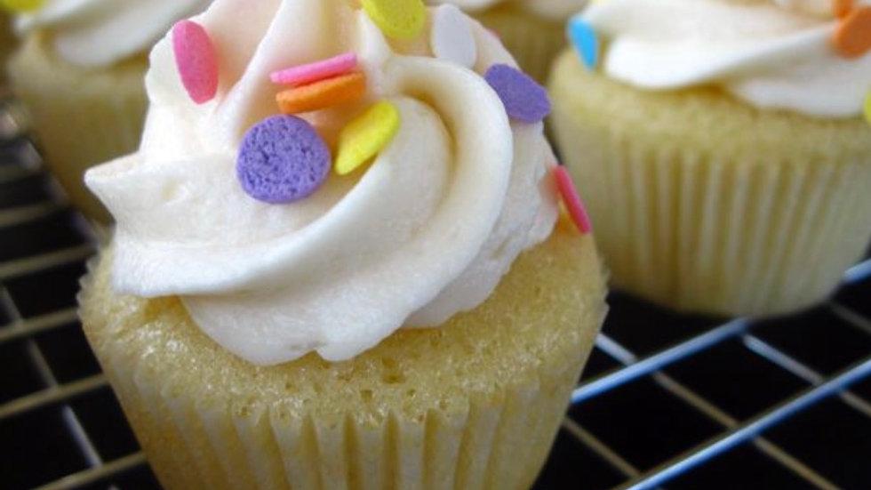 Mini Cupcakes (2 dozen)
