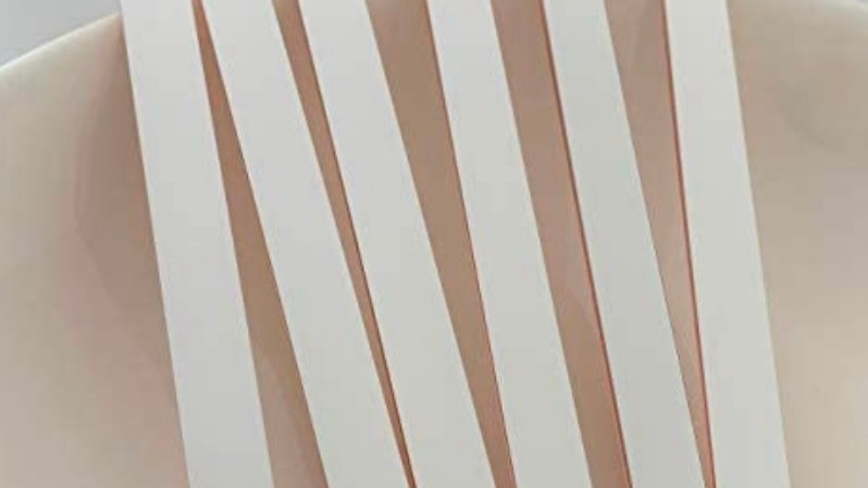 Acrylic popsicle sticks