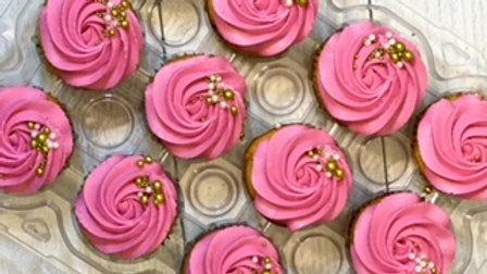Basic Cupcakes (1 dozen)