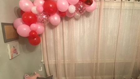 4ft. balloon garland