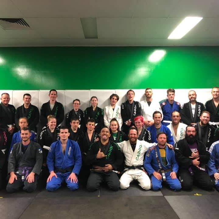 Cadoo Martial Arts - Adults BJJ Seminar