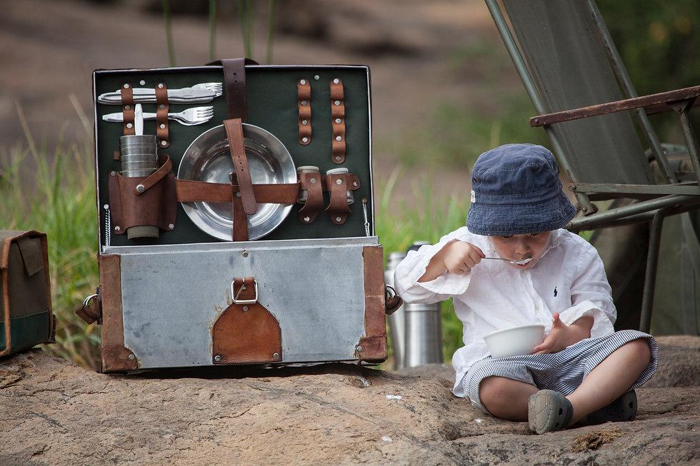 Elsa's Kopje - activities - picnic break