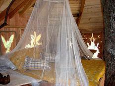 La Florieye, cabane romantique aux cabanes du Varon