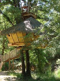 Cabane Lou Pitchoun du Varon