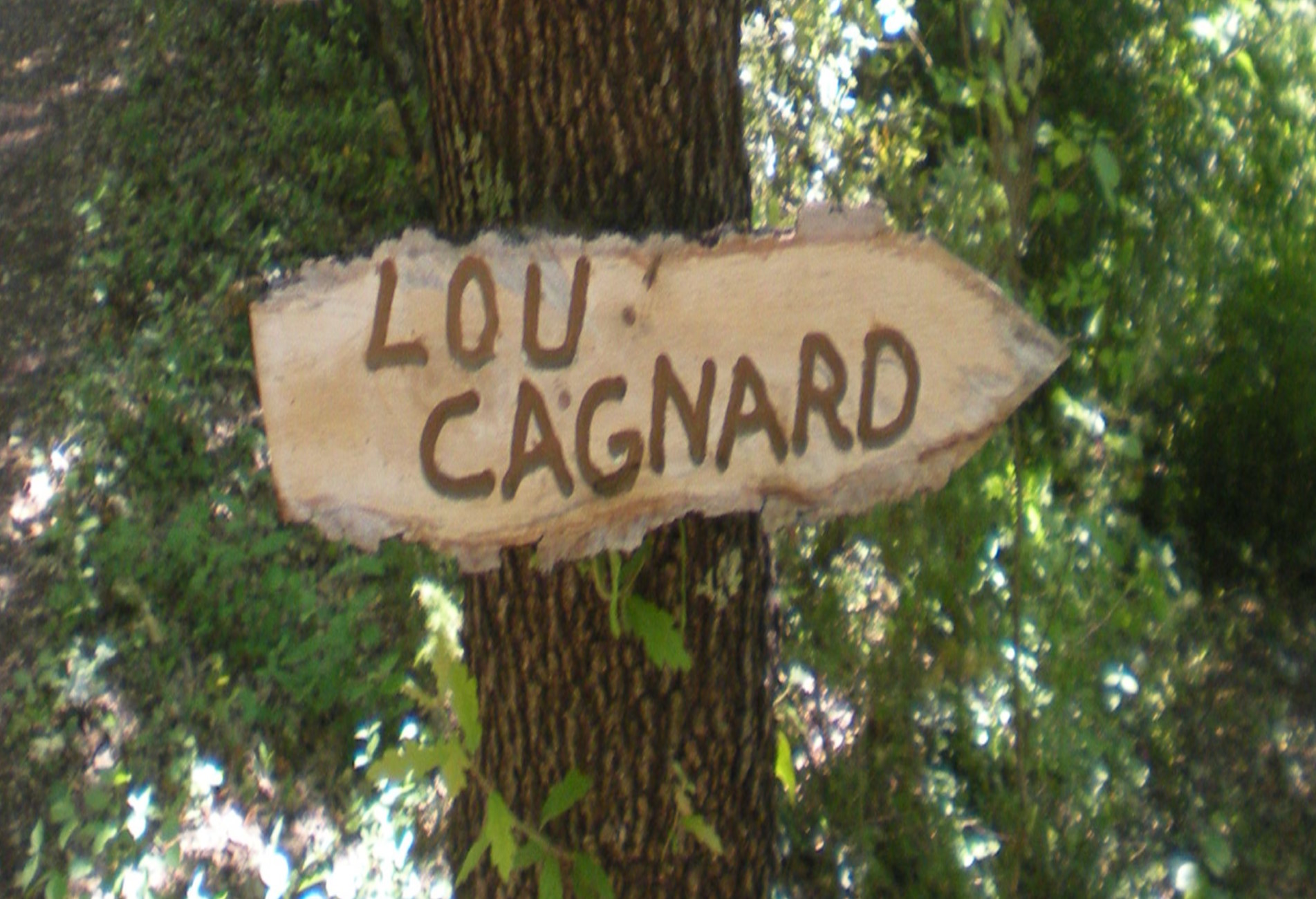 Lou-Cagnard-du-Varon-Pancarte-