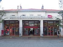 Récupération possible à la gare des Arcs