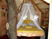 cabanes du varon Florièye le romantisme à l'état pur